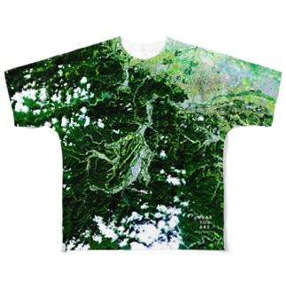 埼玉県 秩父市 Tシャツ 両面 フルグラフィックTシャツ