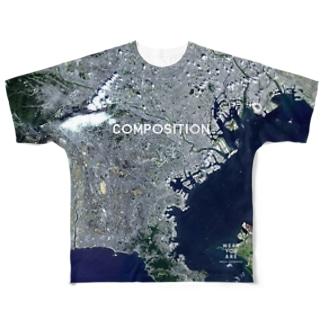 千葉県 浦安市 Tシャツ 両面 フルグラフィックTシャツ