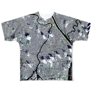 東京都 墨田区 Tシャツ 両面 フルグラフィックTシャツ
