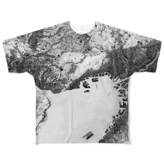 兵庫県 神戸市 Tシャツ 両面 フルグラフィックTシャツ