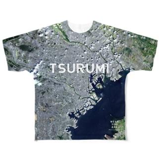 東京都 目黒区 Tシャツ 両面 フルグラフィックTシャツ