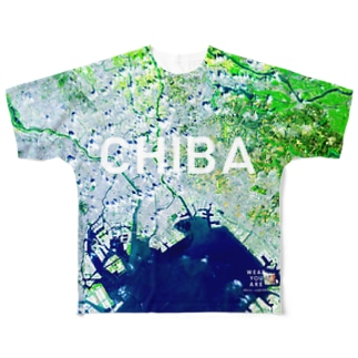 千葉県 市川市 Tシャツ 両面 フルグラフィックTシャツ