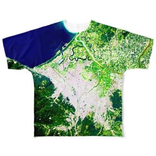 北海道 札幌市 Tシャツ 両面 フルグラフィックTシャツ