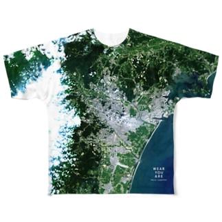 宮城県 仙台市 Tシャツ 両面 フルグラフィックTシャツ