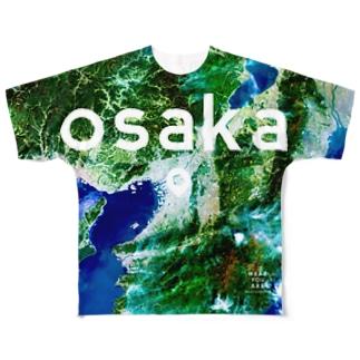 奈良県 吉野郡 Tシャツ 両面 フルグラフィックTシャツ