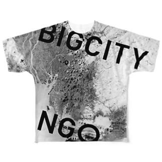 愛知県 岡崎市 Tシャツ 両面 フルグラフィックTシャツ