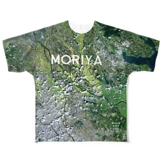 茨城県 守谷市 Tシャツ 両面 Full graphic T-shirts