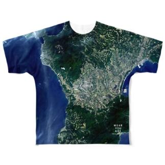 鹿児島県 鹿屋市 Tシャツ 両面 フルグラフィックTシャツ
