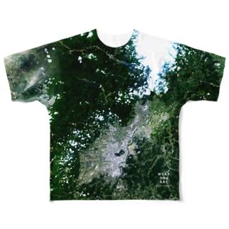 福島県 福島市 Tシャツ 両面 フルグラフィックTシャツ