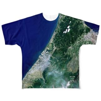 石川県 金沢市 Tシャツ 両面 フルグラフィックTシャツ