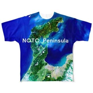 石川県 七尾市 Tシャツ 両面 フルグラフィックTシャツ