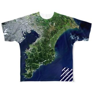 千葉県 長生郡 Tシャツ 両面 フルグラフィックTシャツ