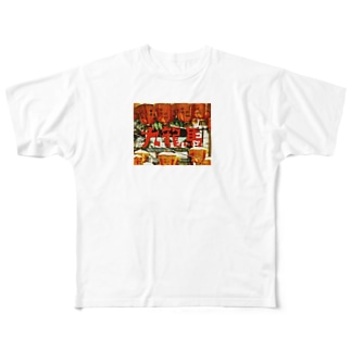 クローバー Full graphic T-shirts