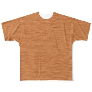 板 Full graphic T-shirts