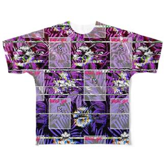 bikini_girls not found 02 フルグラフィックTシャツ