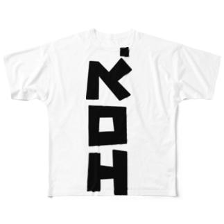 EROS フルグラフィックTシャツ