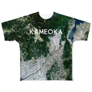 京都府 京都市 Tシャツ 両面 フルグラフィックTシャツ
