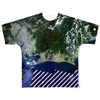 愛知県 新城市 Tシャツ 両面 フルグラフィックTシャツ