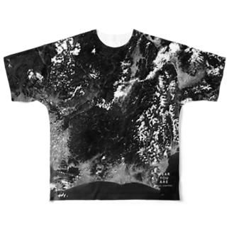 長野県 下伊那郡 Tシャツ 両面 フルグラフィックTシャツ