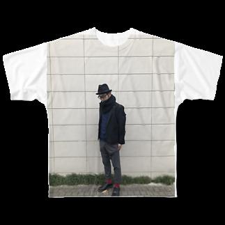 nakajijapanのnakajijapan  Full graphic T-shirts