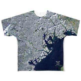 東京都 品川区 Tシャツ 両面 フルグラフィックTシャツ