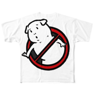 Cavy busters  Full graphic T-shirts