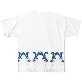 deer t Full graphic T-shirts