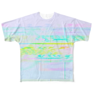 五月病 Full graphic T-shirts