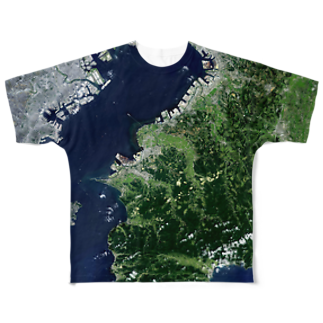 WEAR YOU AREの千葉県 木更津市 Tシャツ 両面 Full graphic T-shirts