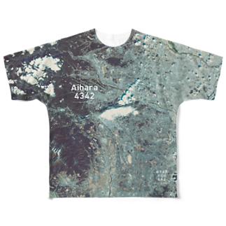 WEAR YOU AREの東京都 町田市 Tシャツ 両面 Full graphic T-shirts