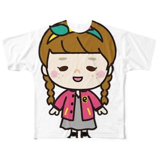 eri Full graphic T-shirts