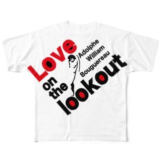 ブグローの天使2 Full graphic T-shirts