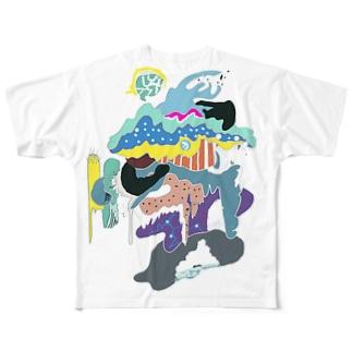 トーティー Full graphic T-shirts
