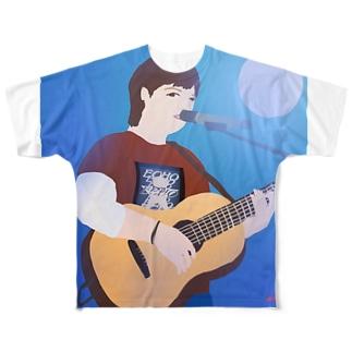 Logic 69Star Full graphic T-shirts