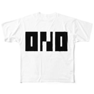 ONO_002 Full graphic T-shirts