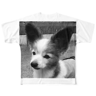 おそと店長 Full graphic T-shirts