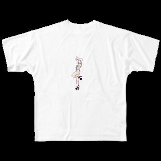 ruiitorui0102のCili's Full graphic T-shirts