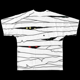 OchoKeのマミマミマミー! Full graphic T-shirts