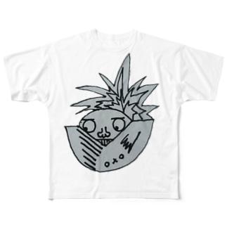 パーボーイ Full graphic T-shirts