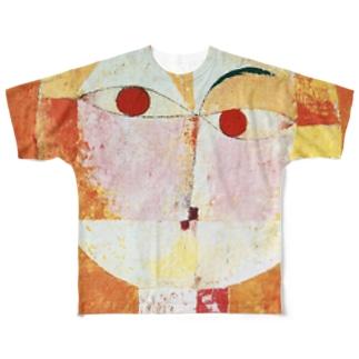 パウル・クレー『 セネキオ 』 Full graphic T-shirts