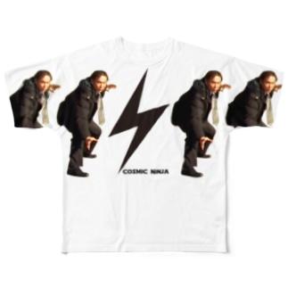 SHO-Zチェキシリーズ フルグラフィックTシャツ