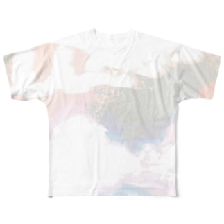 fuwaa フルグラフィックTシャツ