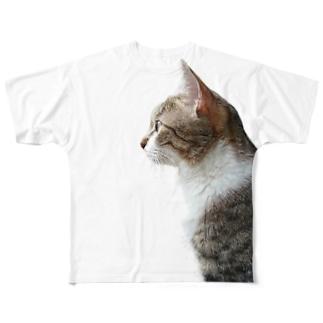 MARCO N.B. profile Tシャツ(フルグラフィック) フルグラフィックTシャツ