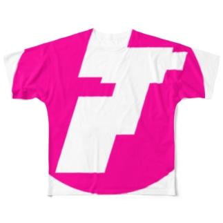 ちばとぴ3 フルグラフィックTシャツ
