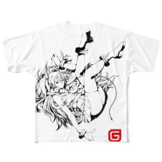 G11オリジナルグッズ フルグラフィックTシャツ