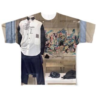 yohjiyamamoto Full graphic T-shirts