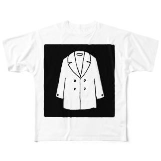 coat Full graphic T-shirts