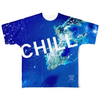 沖縄県 那覇市 Full graphic T-shirts