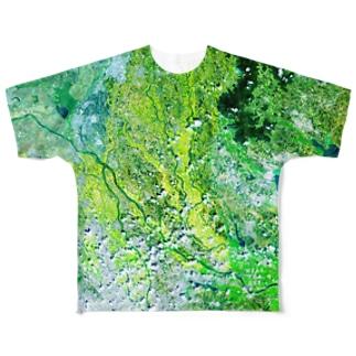 茨城県 常総市 Full graphic T-shirts