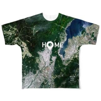 京都府 京都市 Full graphic T-shirts